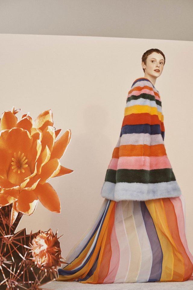 Palm Springs inspira la colección resort de Carolina Herrera
