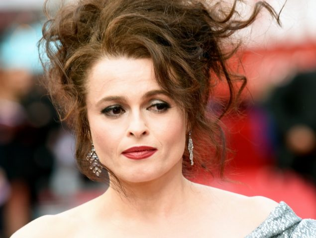 """Helena Bonham Carter: """"Tener estilo es algo genético"""""""