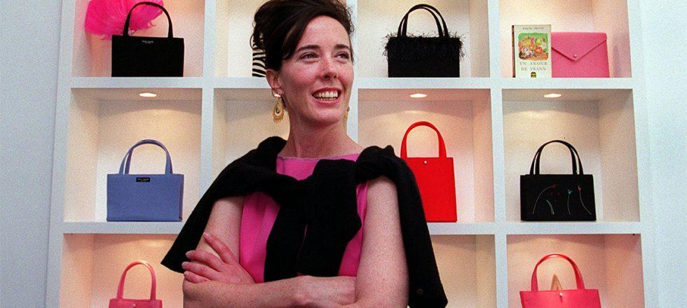 Adiós a Kate Spade, la periodista que soñó con bolsos divertidos