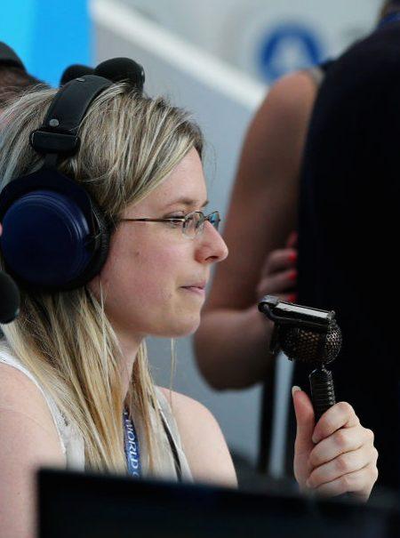 Vicki Sparks, la mujer que ha dado un giro a la historia del Mundial