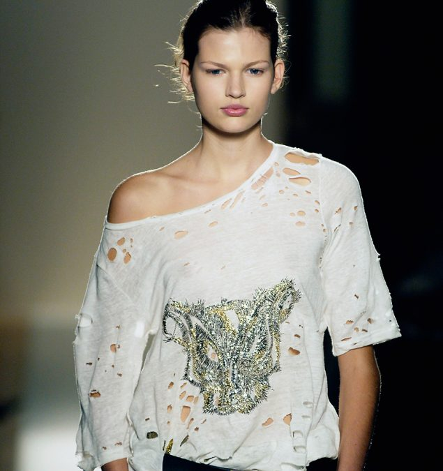 La moda y su fascinación por la estética zarrapastrosa