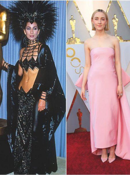 Del vestido trasparente de Cher al negro #metoo: ¿hacia donde va la alfombra roja?
