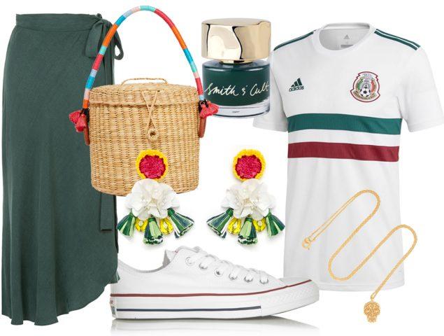 Seis ideas para combinar las camisetas más bonitas del Mundial fuera del césped