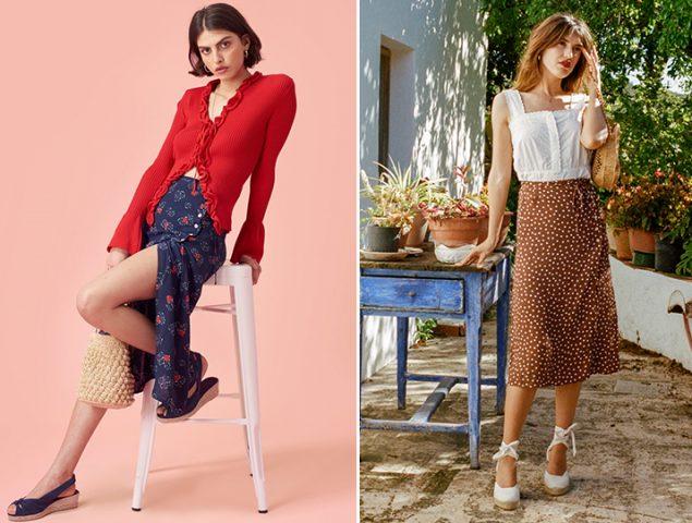 3221f5342f La falda que puso de acuerdo a francesas y nórdicas será tu mejor inversión  de rebajas