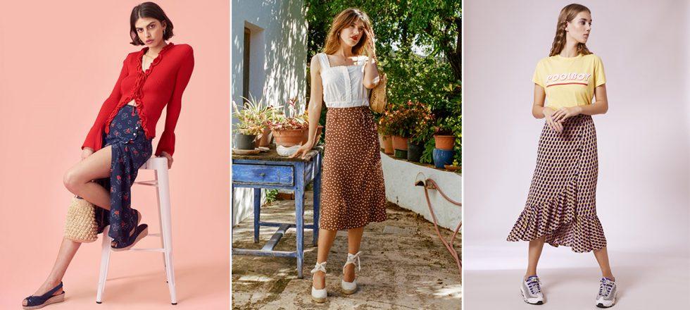 78072994d9 La falda que puso de acuerdo a francesas y nórdicas será tu mejor ...