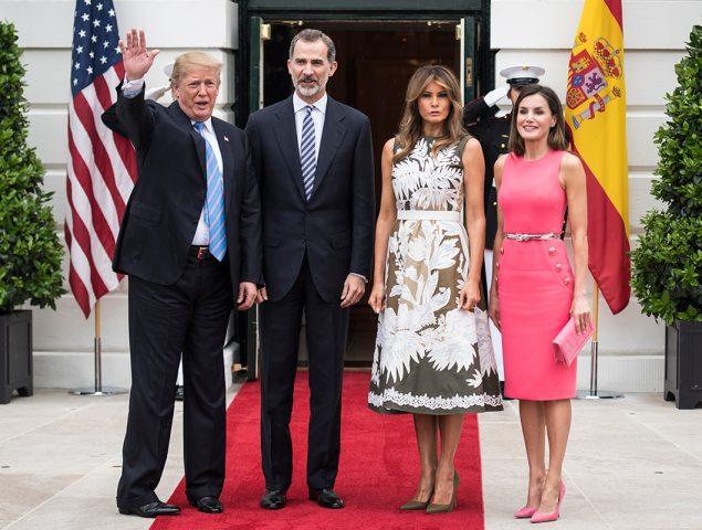 Los looks de la Reina Letizia en su tour por Estados Unidos, de mejor a peor