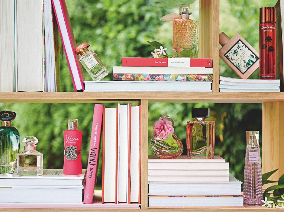 perfumes verano