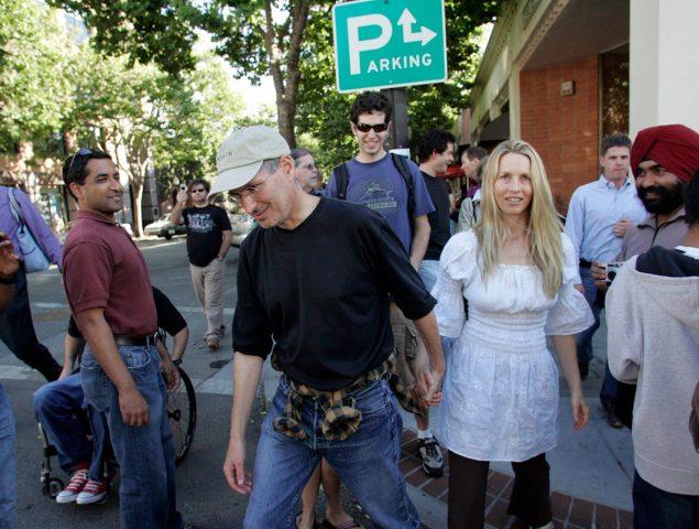 Laurene Powell: así quiere cambiar el mundo la viuda de Steve Jobs