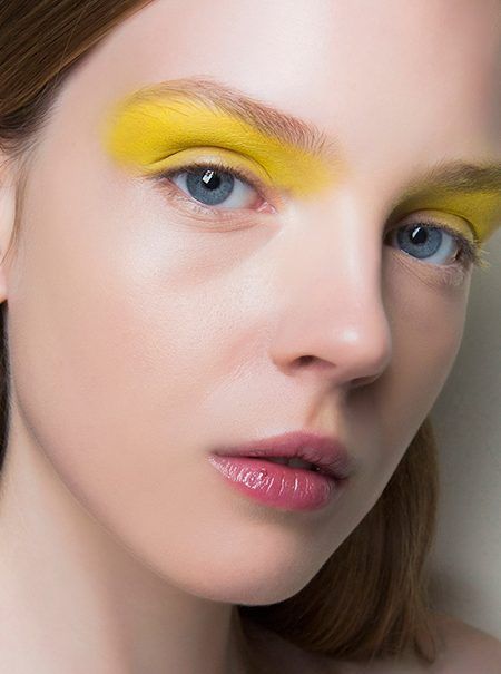 Un maquillaje para ir de festival