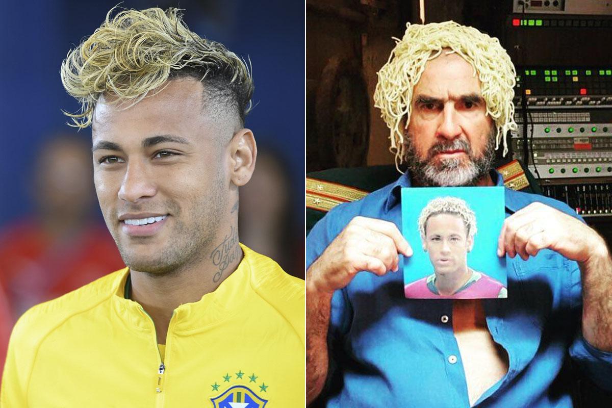 De moda peinados de neymar Fotos de tendencias de color de pelo - El pelo de Neymar o qué hay detrás de los peinados locos ...