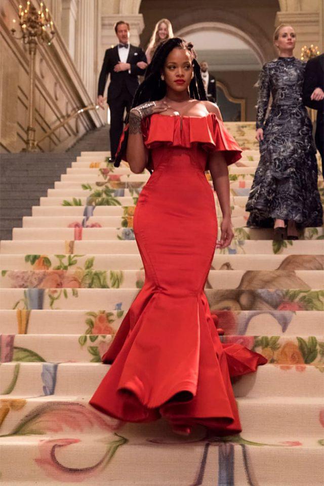 Ocean's 8: la mejor alfombra roja que puedas imaginar está en esta película