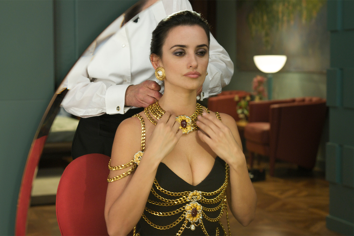 penelope cruz chanel