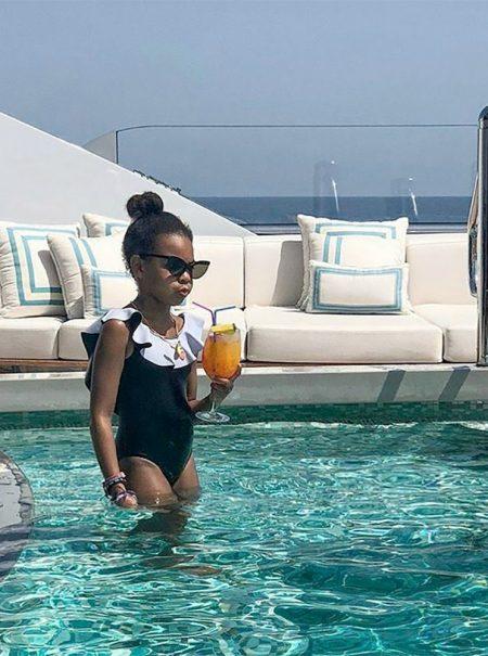 ¿Vive Blue Ivy el mejor verano de los famosos?