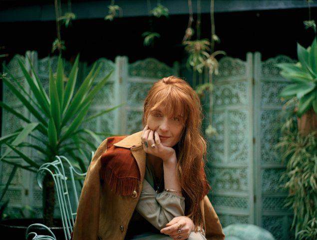 """Florence Welch: """"Creía que el amor estaba en las drogas"""""""