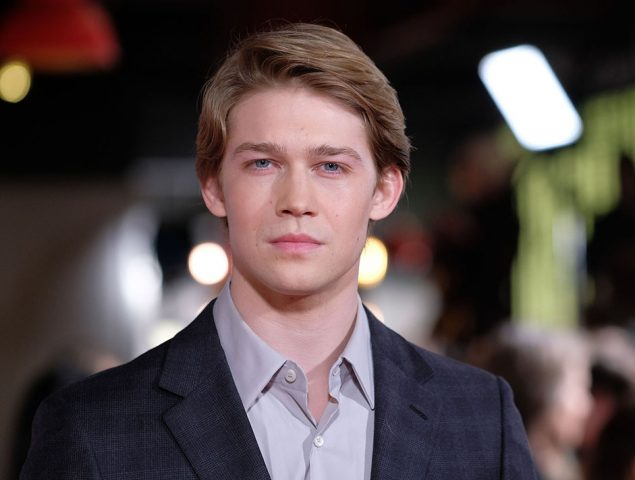 Joe Alwyn novio Taylor Swift