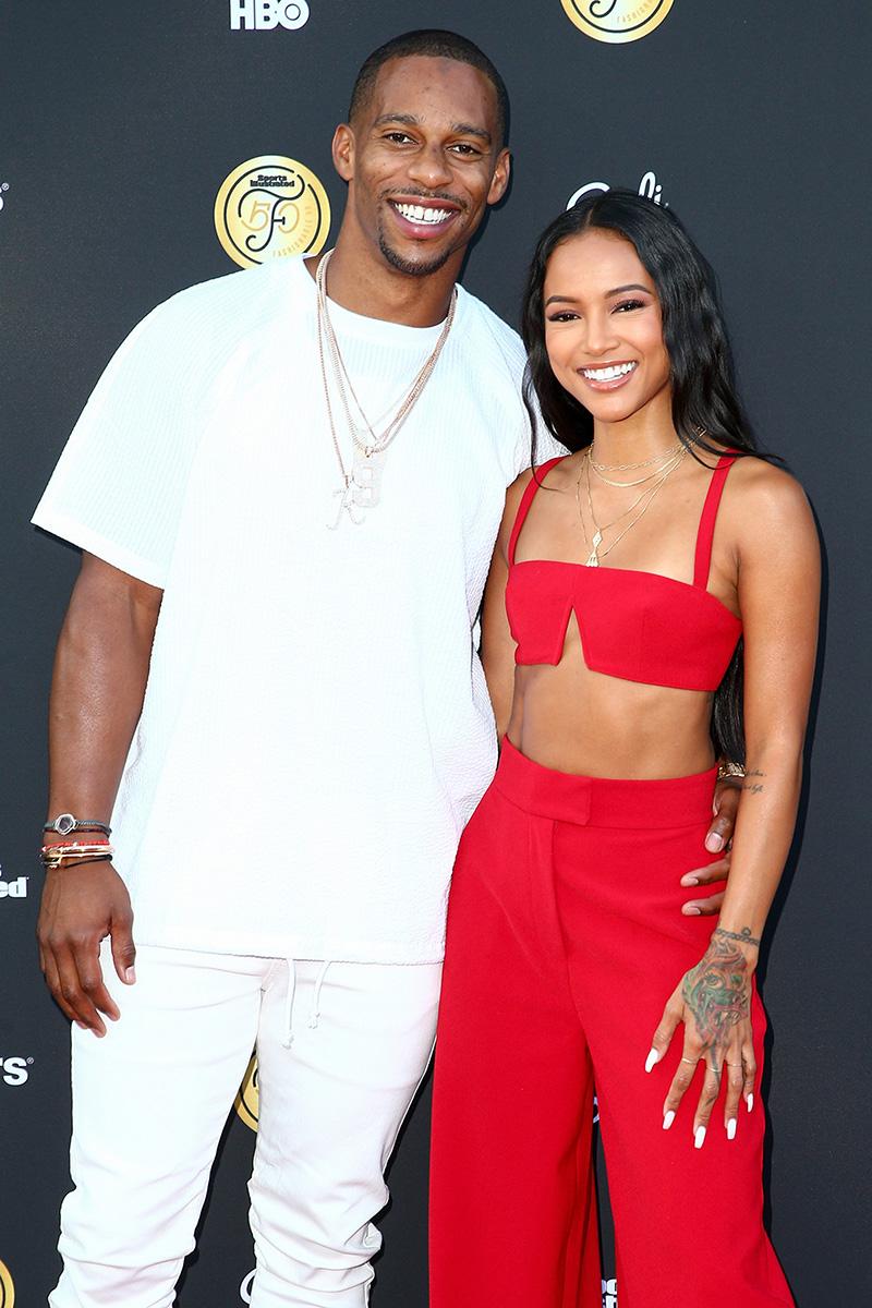 Chris Brown y Karrueche Tran