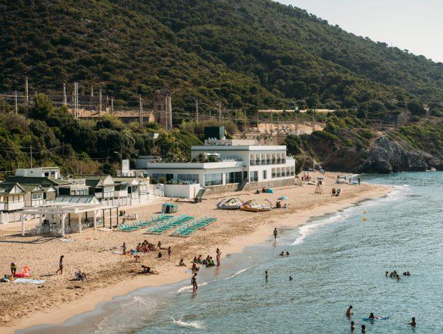 Soho House: la casa en la playa de Barcelona del club que unió a Meghan y Harry