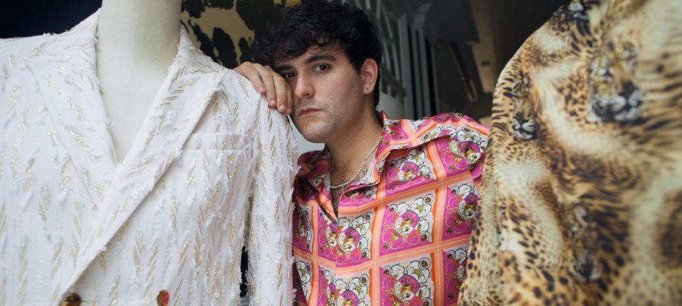 """Palomo Spain: """"No quiero politizar mi marca porque me relaciono con gente de derechas y de izquierdas"""""""