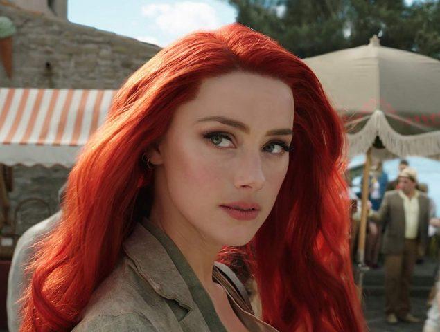 La de Amber Heard en 'Aquaman' y otras pelucas terribles que arruinaron a su personaje