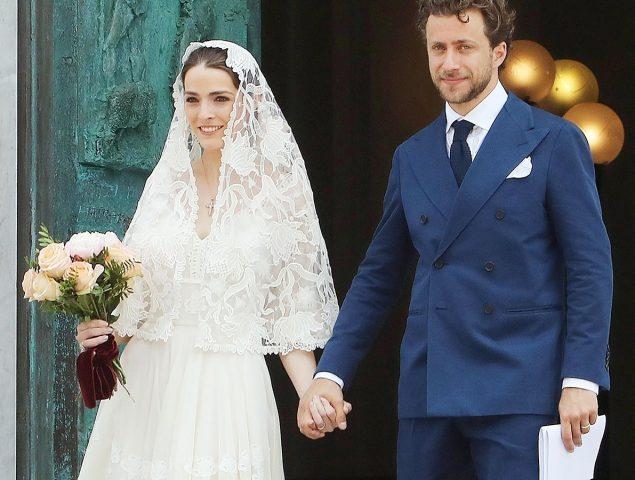 Así es el segundo vestido de novia de Bee Shaffer, hija de Anna Wintour