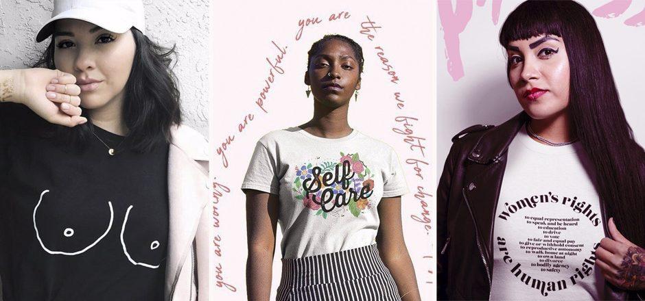 marcas ropa feminista