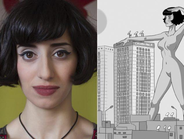 Zainab Fasiki: cómo derrocar al patriarcado marroquí con un simple lápiz
