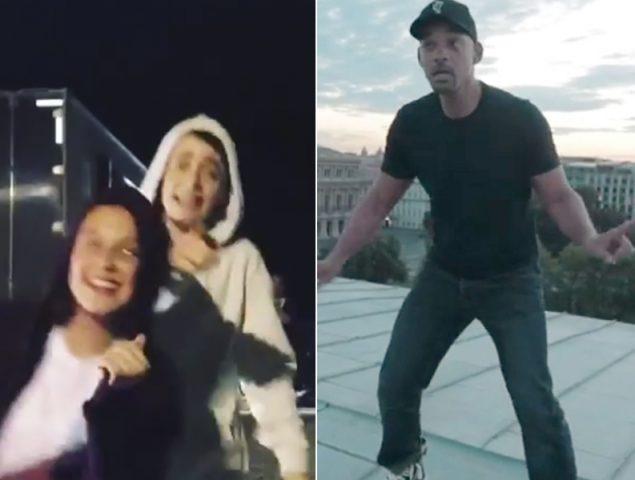 #DoTheShiggy: el reto viral del verano lo bailan desde Will Smith a los niños de 'Stranger Things'