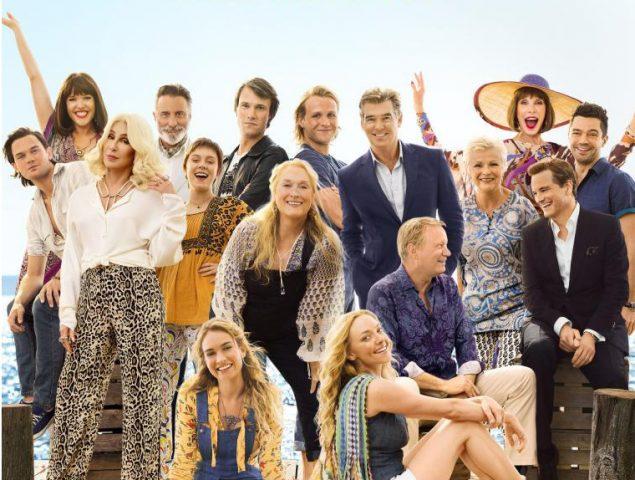 Descubre a la 'mamma' culpable del fenómeno 'Mamma Mia!'