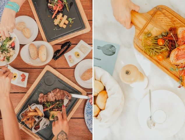 Pez Playa, el restaurante de Mallorca que te invita si subes una foto a Instagram
