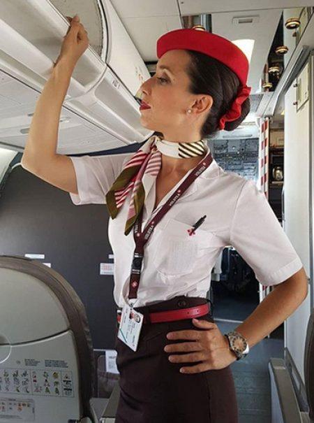 Estos son los uniformes aéreos más bonitos del mundo