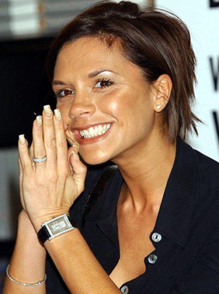 Hubo un tiempo en el que Victoria Beckham sonreía todo el rato (y tenemos 15 pruebas)
