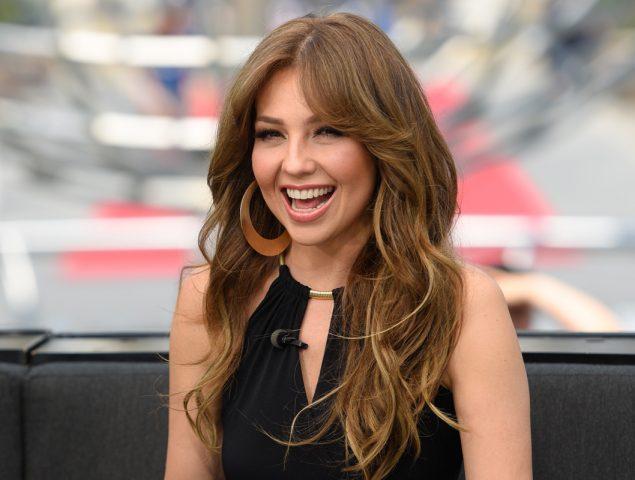 Thalia estrenó nuevo tema: Me oyen, me escuchan