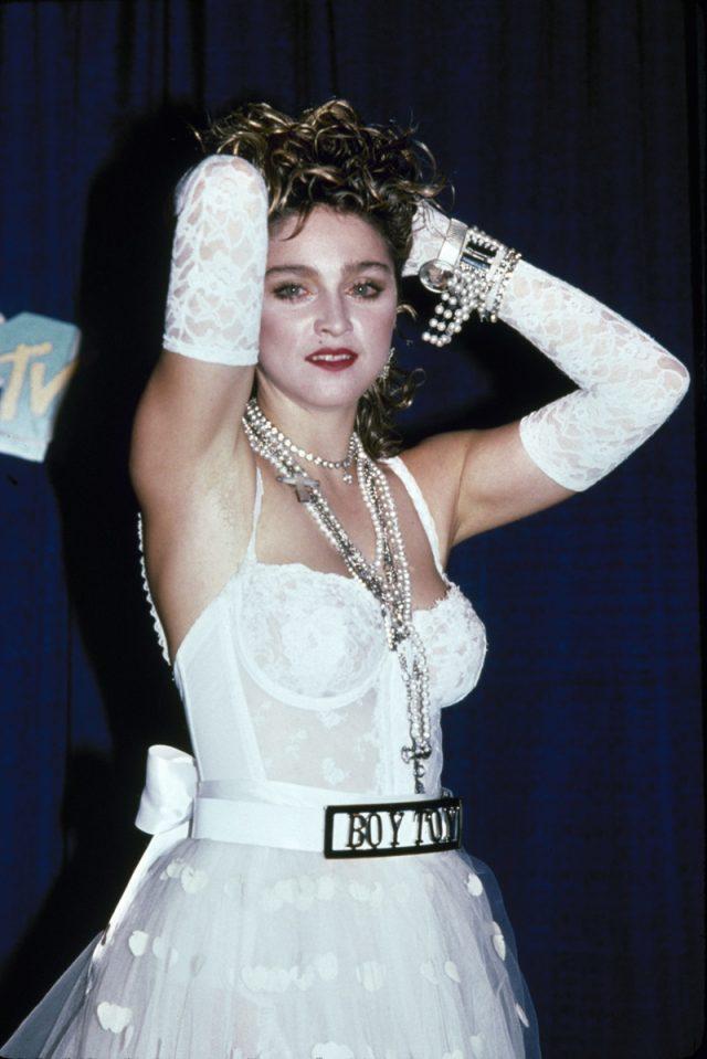 15 escándalos que hicieron de madonna la reina del pop (y la