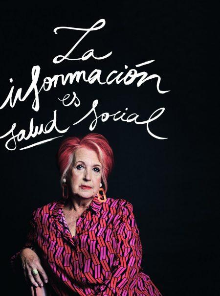 """Rosa María Calaf : """"Rechacé dirigir TVE porque soy periodista, no gestora"""""""