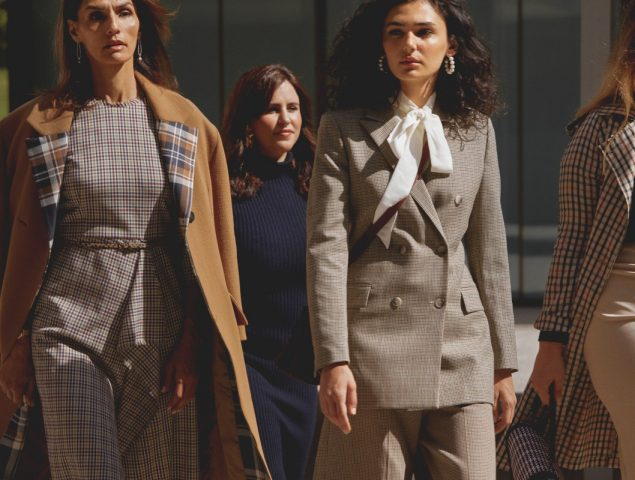 Agenda profesional: el nuevo look femenino para ir a la oficina