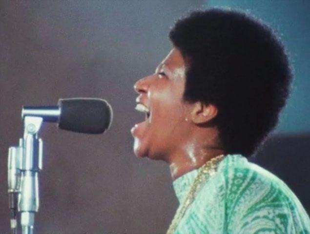 Aretha Franklin y la película que nadie puede ver sobre el disco que todos han escuchado