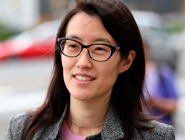 Ellen Pao, la luchadora que no se rindió ante el machismo de Silicon Valley