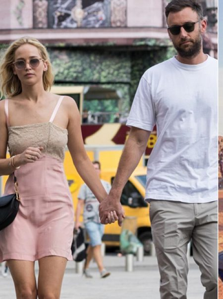 Jennifer Lawrence o el verano del amor del 'playboy' galerista
