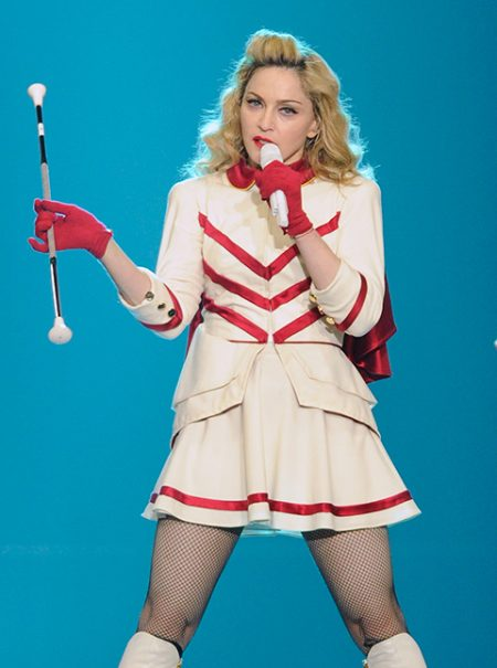 Seis cosas que Madonna hizo antes que nadie