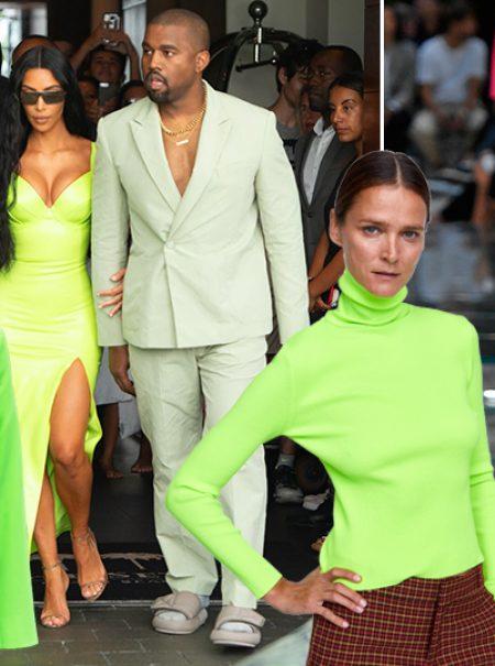 Ni rosa 'millennial', ni 'ultraviolet': el color del momento es el verde 'blandiblú'