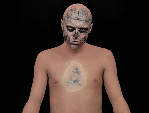 Muere 'Zombie Boy': así fue el vídeo que lo convirtió en fenómeno viral