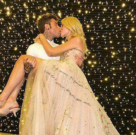 Por qué la de #theFerragnez ha sido la boda más espectacular y loca del año