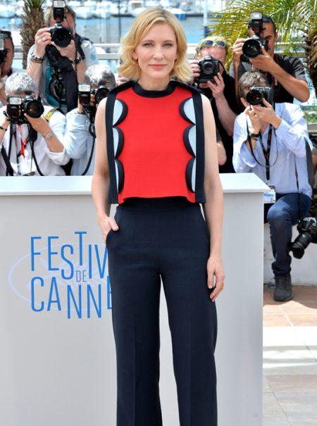 De Cate Blanchett a Rihanna: todas las celebrities que vistieron Josep Font para Delpozo
