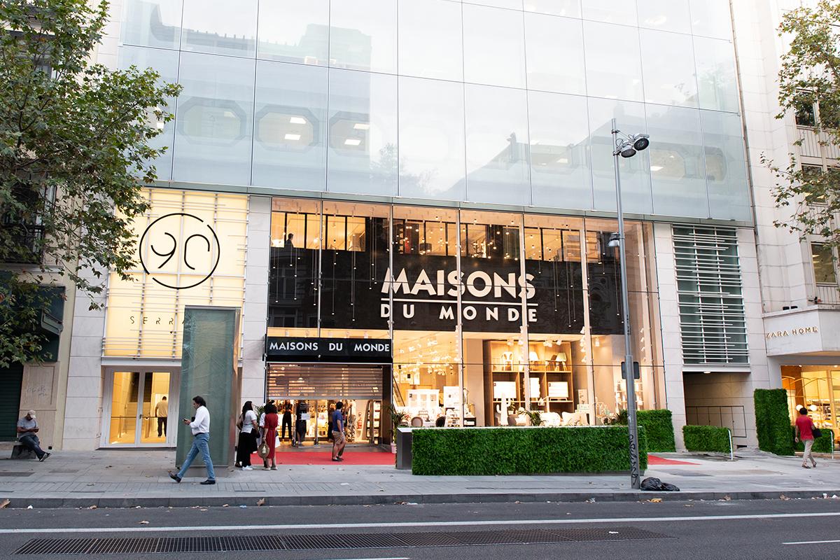 Nuevas tiendas tendencias y noticias for La maison du monde barcelona