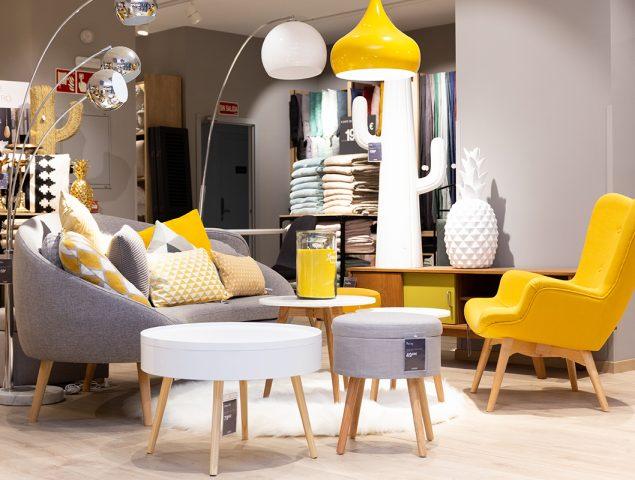 La decoración se muda al centro: Maisons du Monde revoluciona Madrid ...