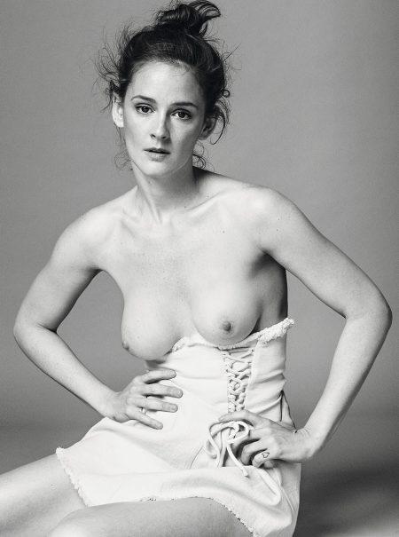 """Ana Polvorosa: """"Mi desnudo en 'S Moda' me hizo sentir muy poderosa"""""""