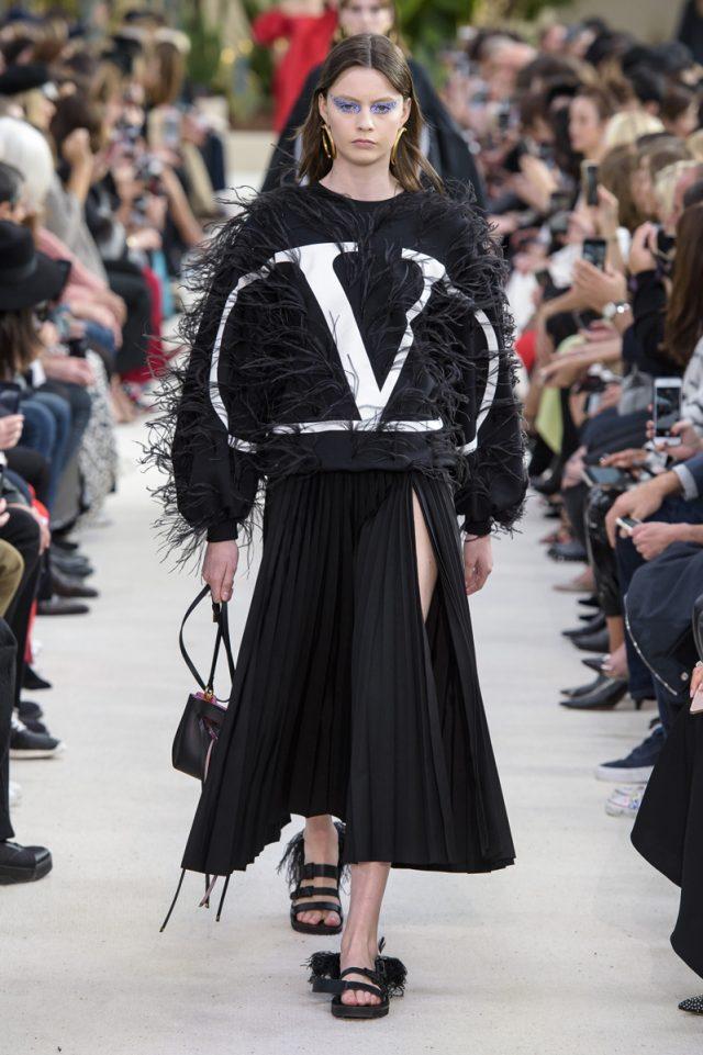 Valentino y su romanticismo contemporáneo