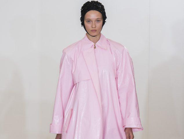 Emilia Wickstead pinta la elegancia en tonos pastel