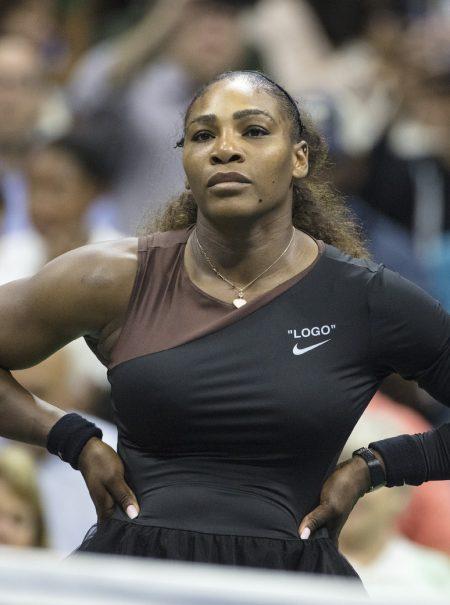 """""""Serena tiene razón"""": las celebrities que se han mojado a favor de Williams"""
