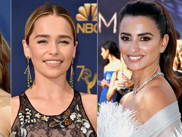 La alfombra roja de los premios Emmy 2018